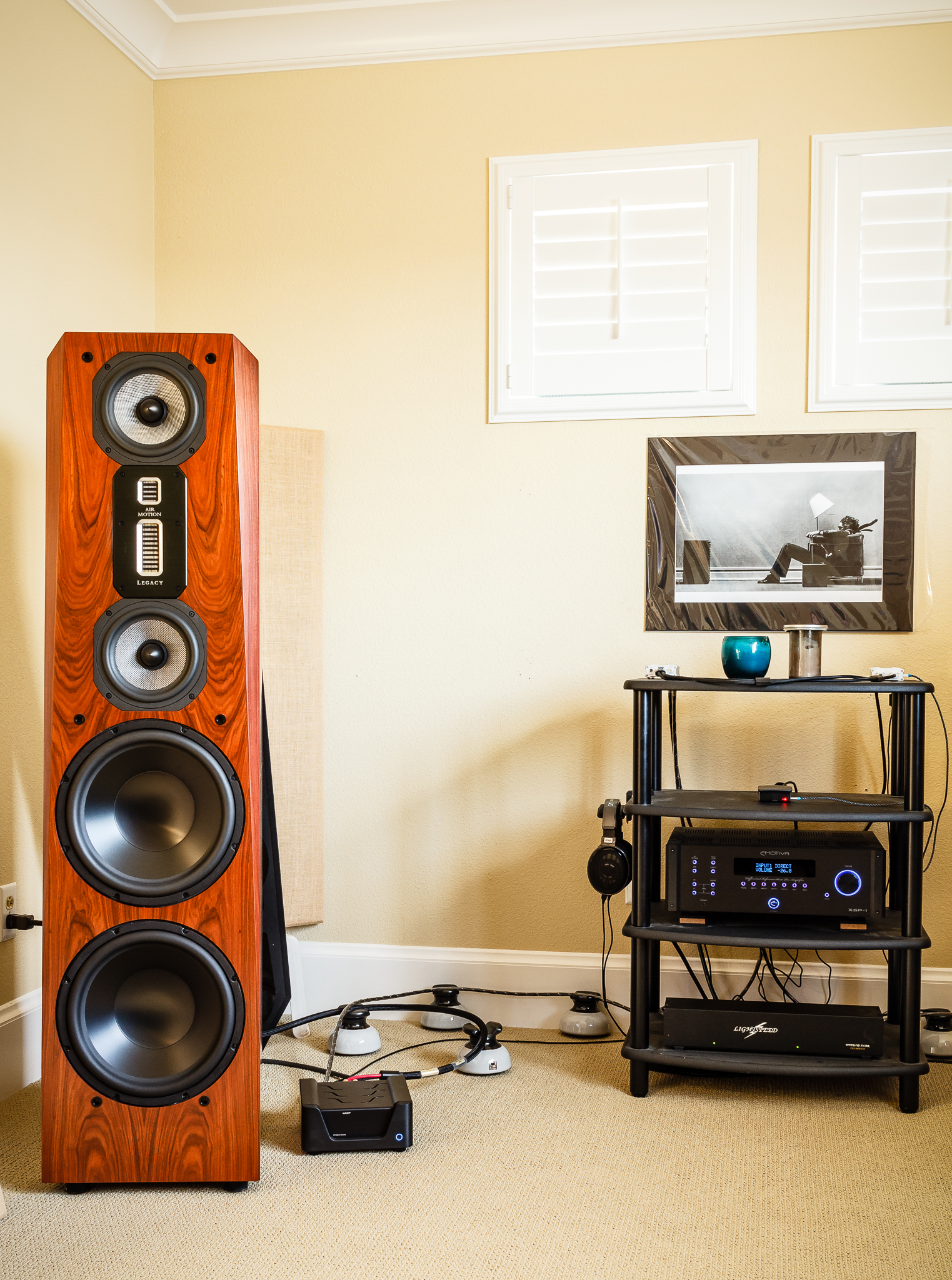 Legacy Audio FOCUS SE loudspeakers